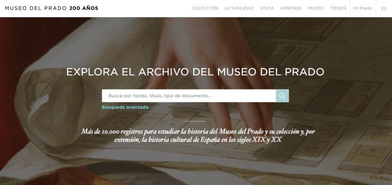 El Archivo Digital del Museo del Prado obtiene el Premio ACAL al mejor evento de difusión