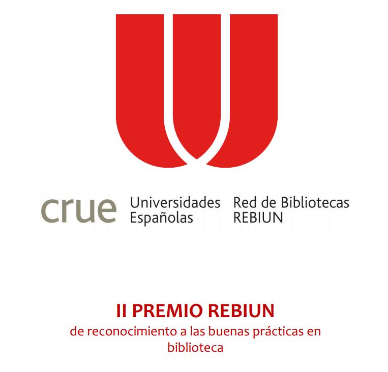 II Premio REBIUN