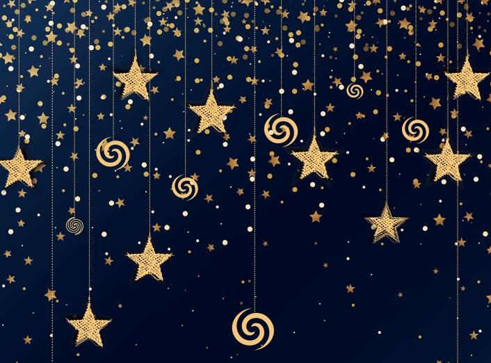 Estrellas de Navidad 2018