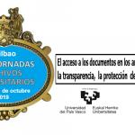 Jornadas Archivos Universitarios CAU