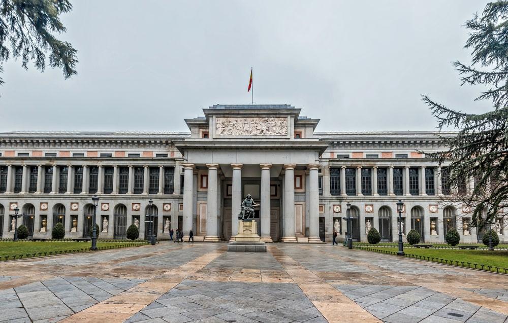 Gestión cultural en el Museo del Prado y en el Ayuntamiento y Comunidad de Madrid