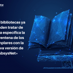 Las bibliotecas ya pueden tratar de forma específica la cuarentena de los ejemplares con la nueva versión de AbsysNet