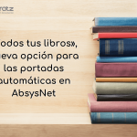 Todos tus libros nueva opción para las portadas automáticas en opac AbsysNet