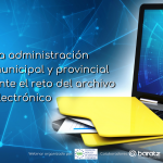 Webinar archivo electrónico único