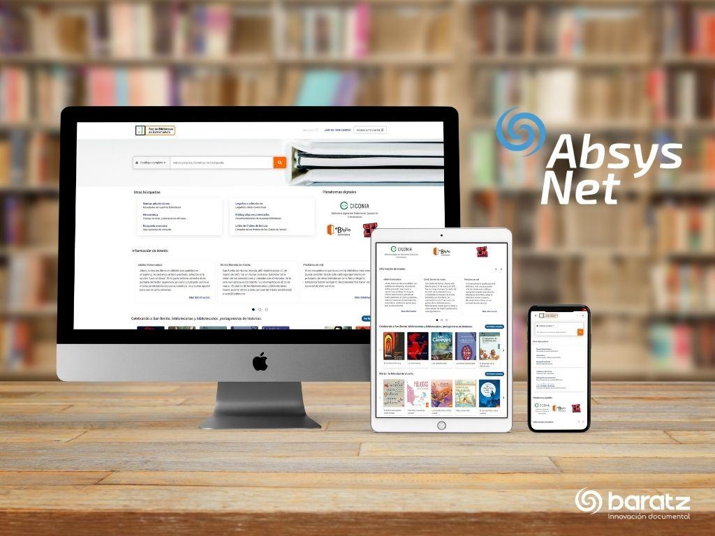 Red de Bibliotecas de Extremadura nuevo catálogo