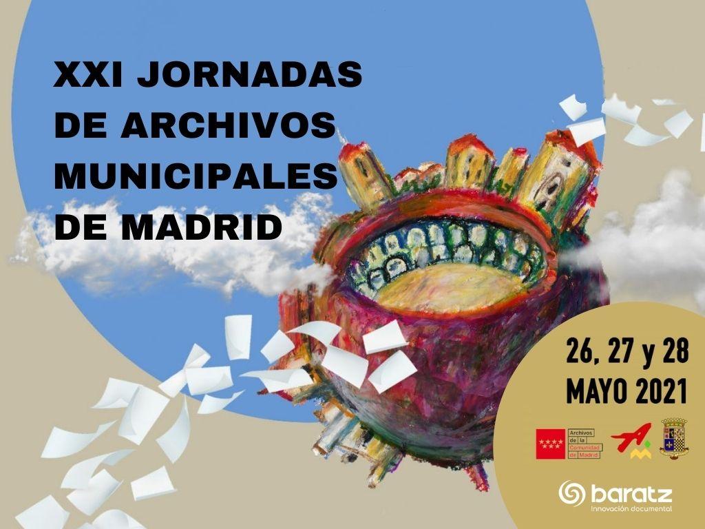 Jornadas de Archivos Municipales de Madrid