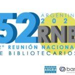52 Reunión Nacional de Bibliotecarios